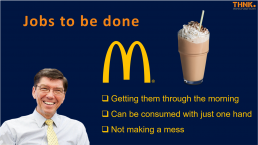 Jobs to be done with Clay Christensen
